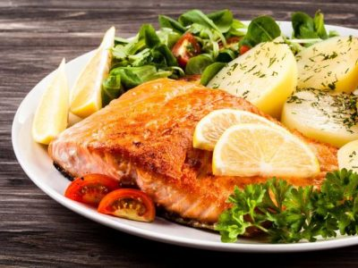 Choline - Meal Plate