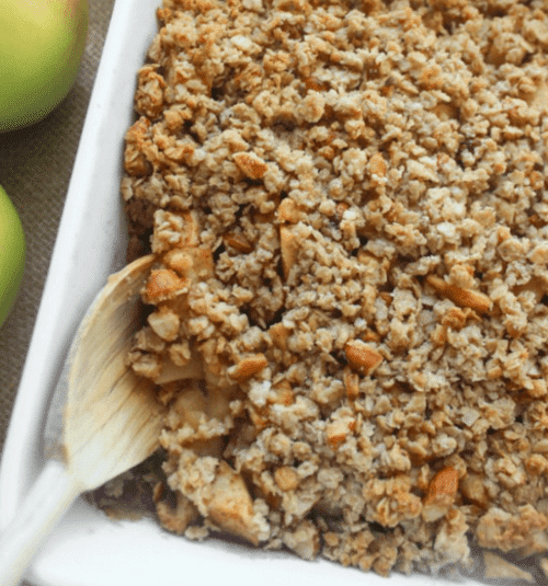 Sweet Apple Crisp