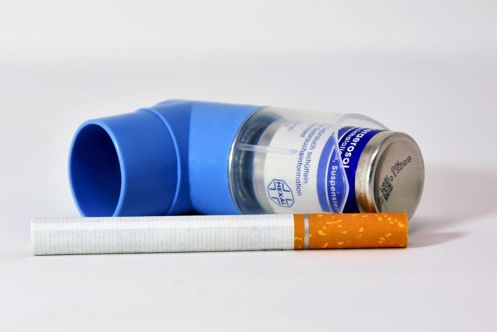 Cigarette Inhaler
