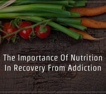 The importance of nutrition in recovery from addiction MTHFR