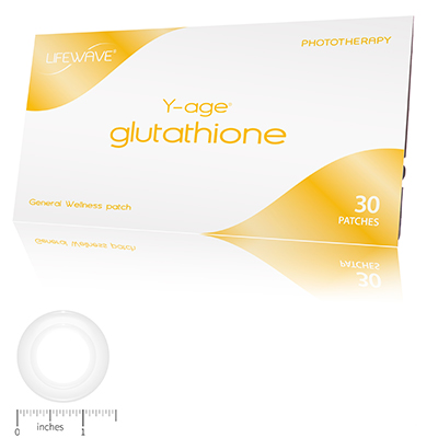 MTHFR Y-Age Glutathione Patches