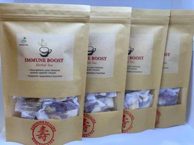 Immune Boost Tea - 1 Month Supply MTHFR Doctors
