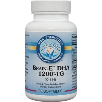 Brain-E DHA 1200-TG