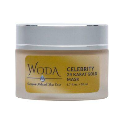 Celebrity 24 Karat Gold Face Mask