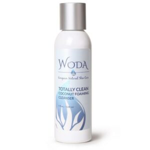 Totally Clean: Coconut Foaming Cleanser