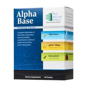 Alpha Base® Premier Packs