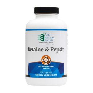 Betaine & Pepsin