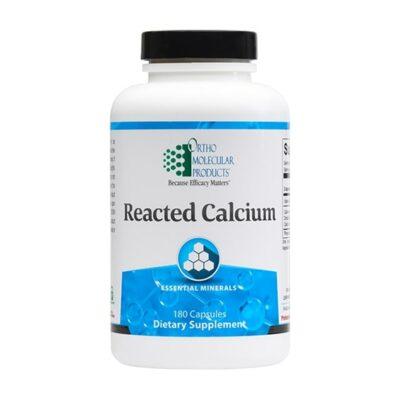 Reacted Calcium
