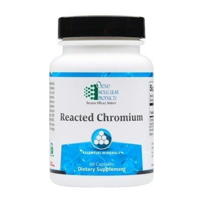 Reacted Chromium