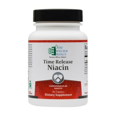 Time Release Niacin