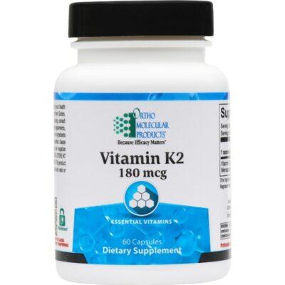 Vitamin K2 180 mcg